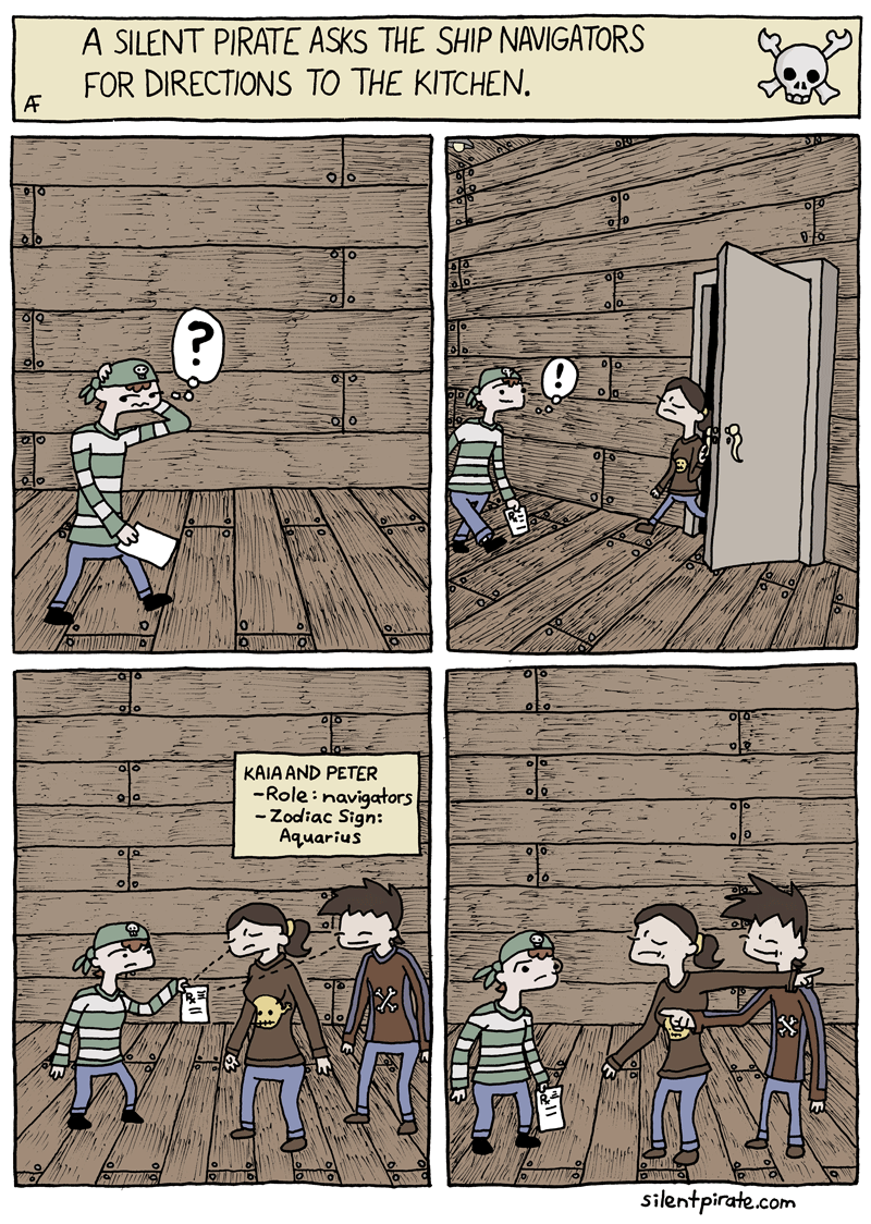 Silent Pirate, Chapter 1, Page 10