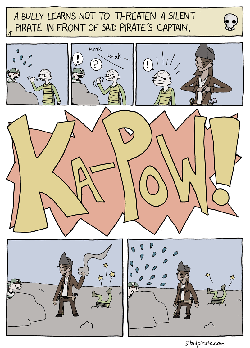 Silent Pirate, Chapter 2, Page 4