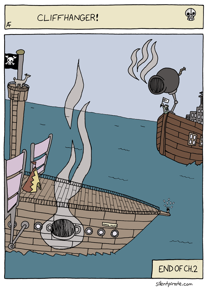 Silent Pirate, Chapter 2, Page 14