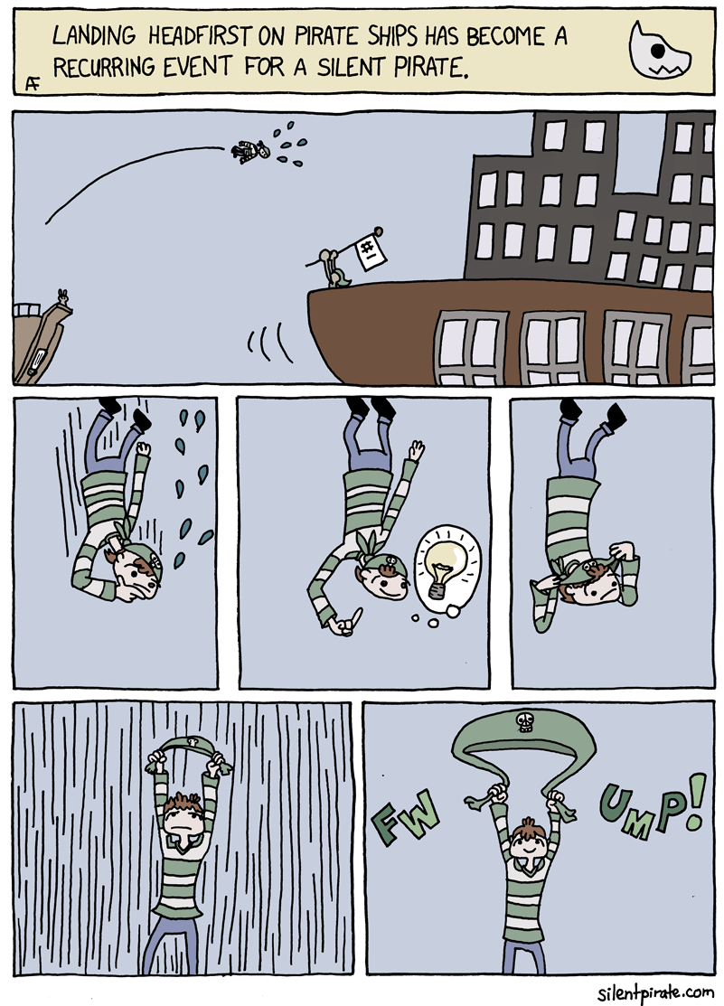 Silent Pirate, Chapter 3, Page 10
