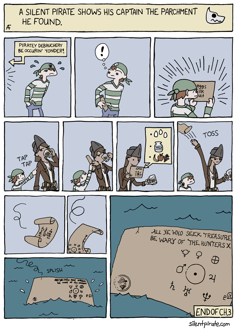 Silent Pirate, Chapter 3, Page 14