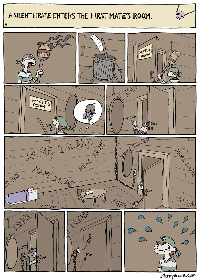 Silent Pirate, Chapter 4, Page 6