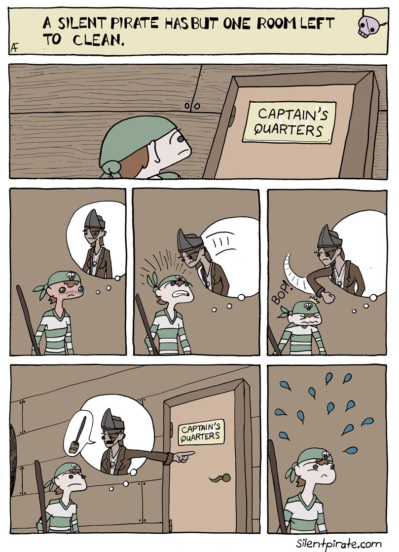 Silent Pirate, Chapter 4, Page 8