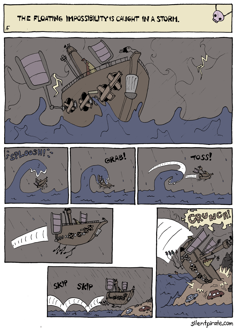 Silent Pirate, Chapter 4, Page 15