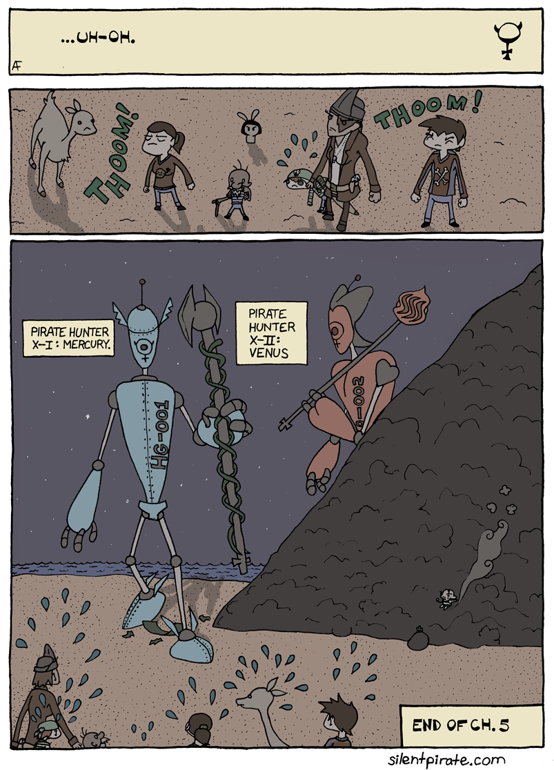 Silent Pirate, Chapter 5, Page 14