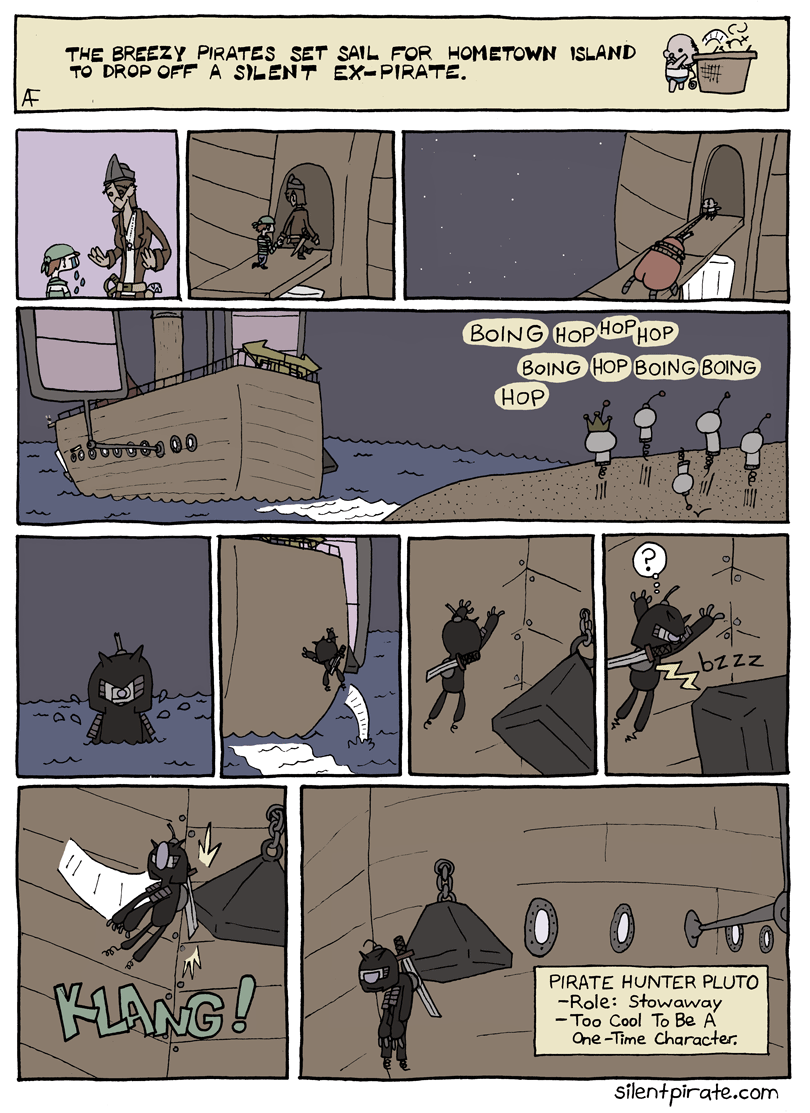 Silent Pirate, Chapter 6, Page 14