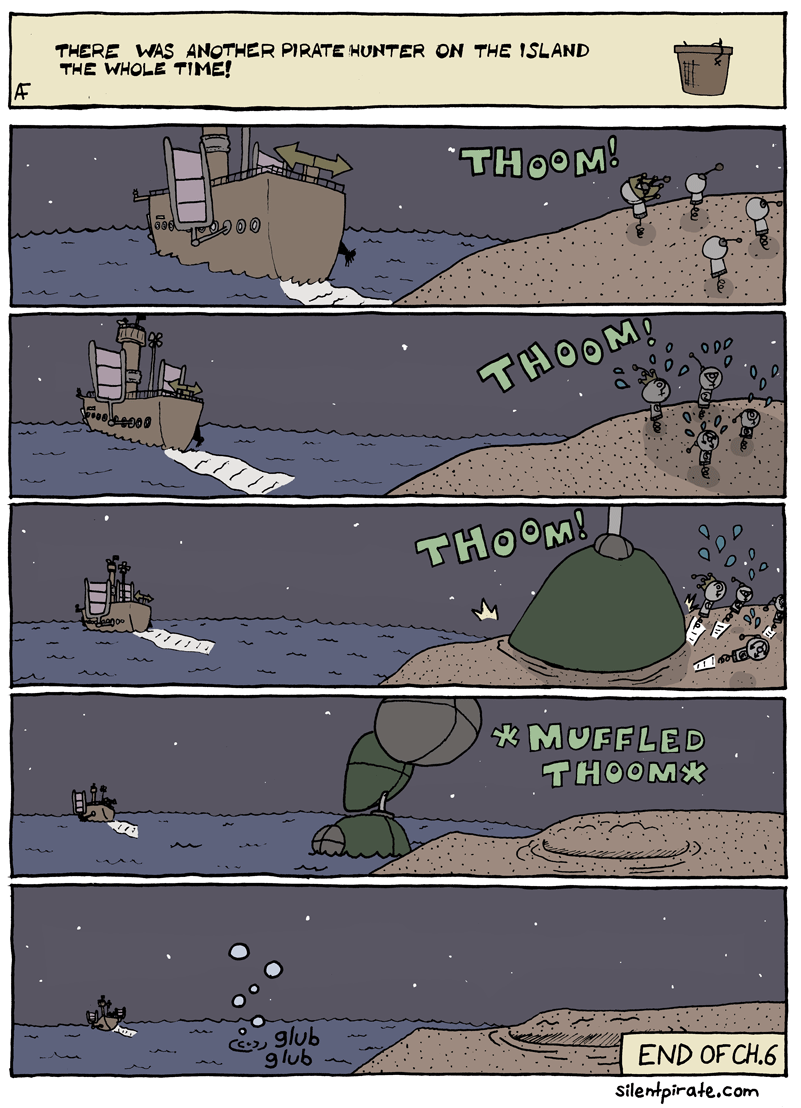 Silent Pirate, Chapter 6, Page 15