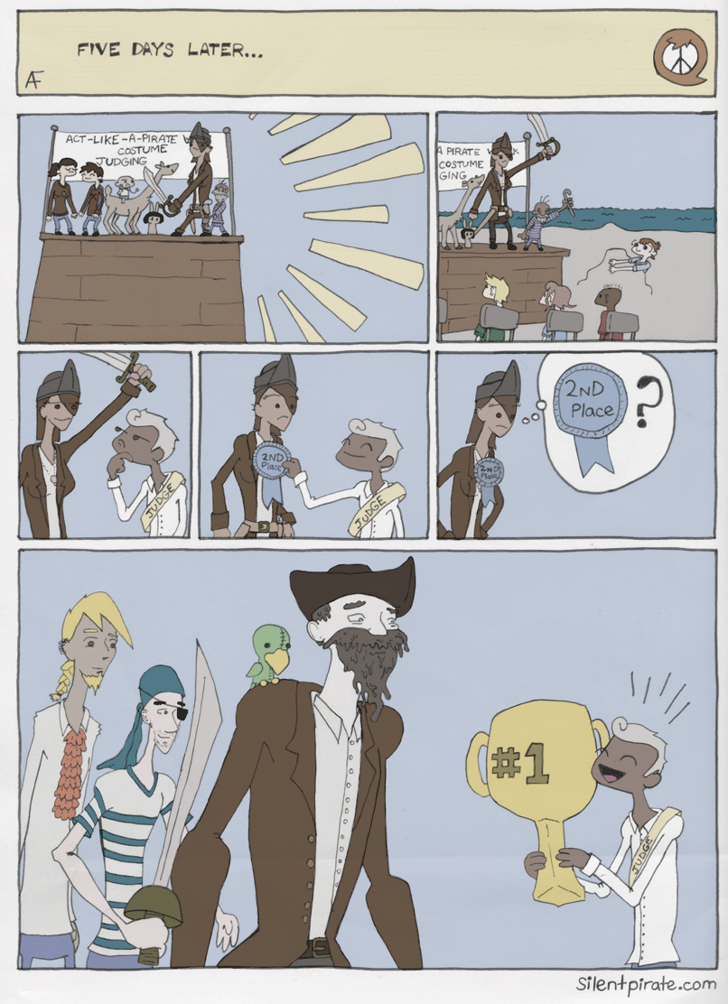 Silent Pirate, Chapter 7, Page 7