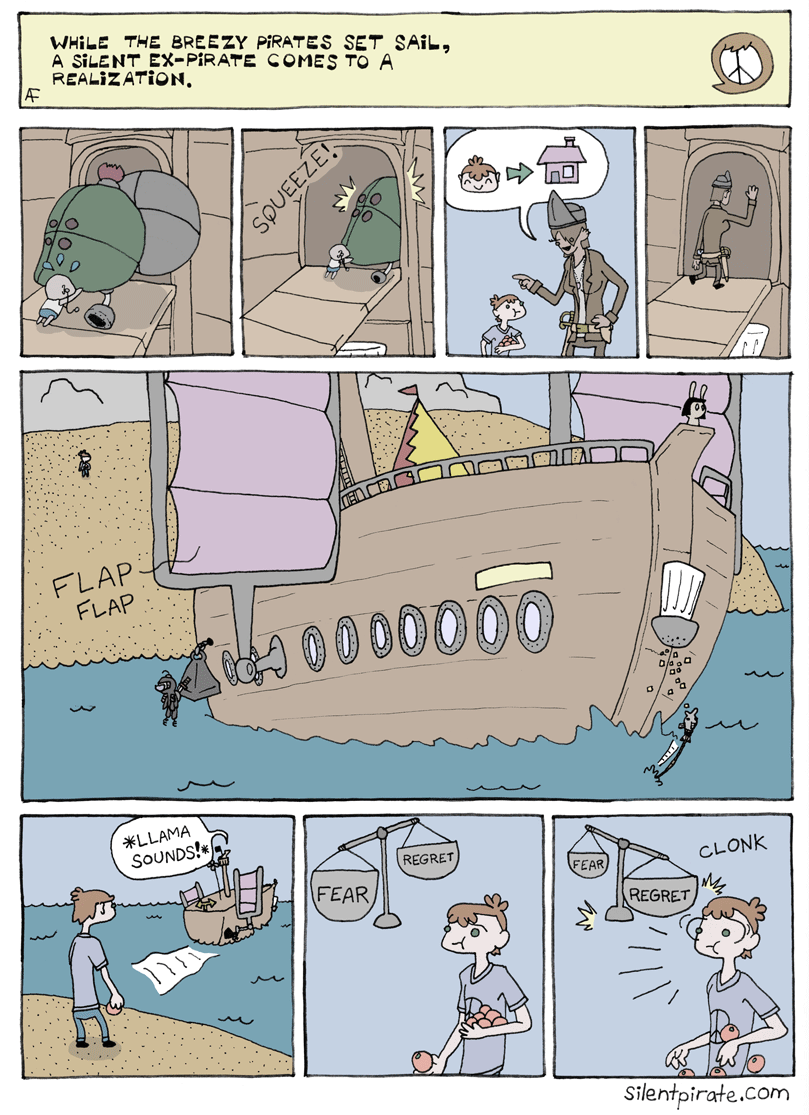 Silent Pirate, Chapter 7, Page 19