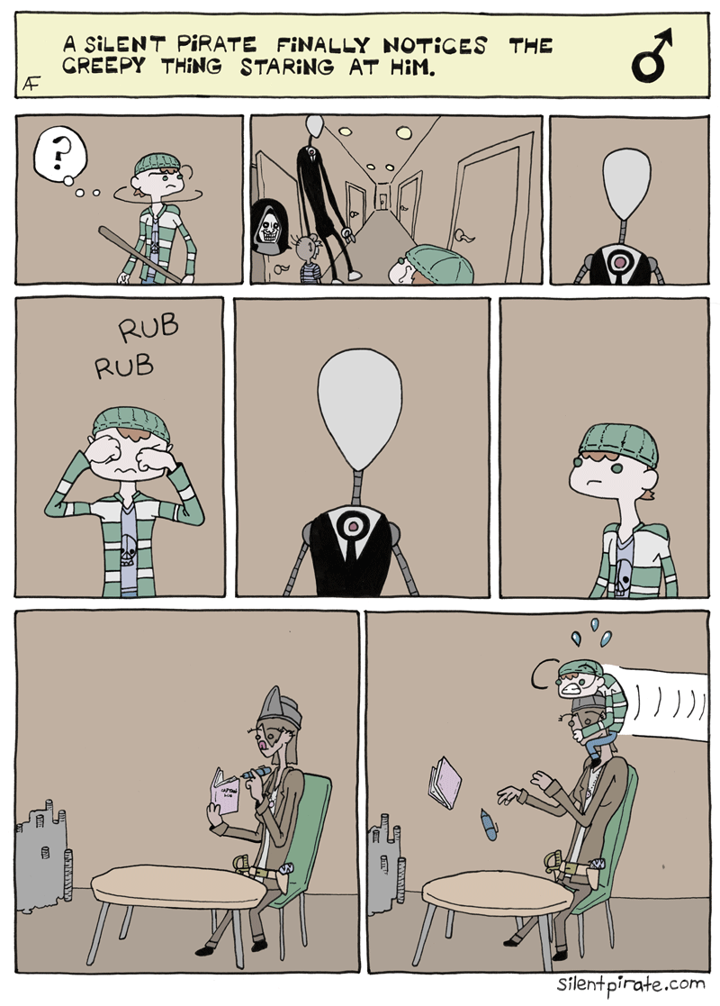 Silent Pirate, Chapter 8, Page 3