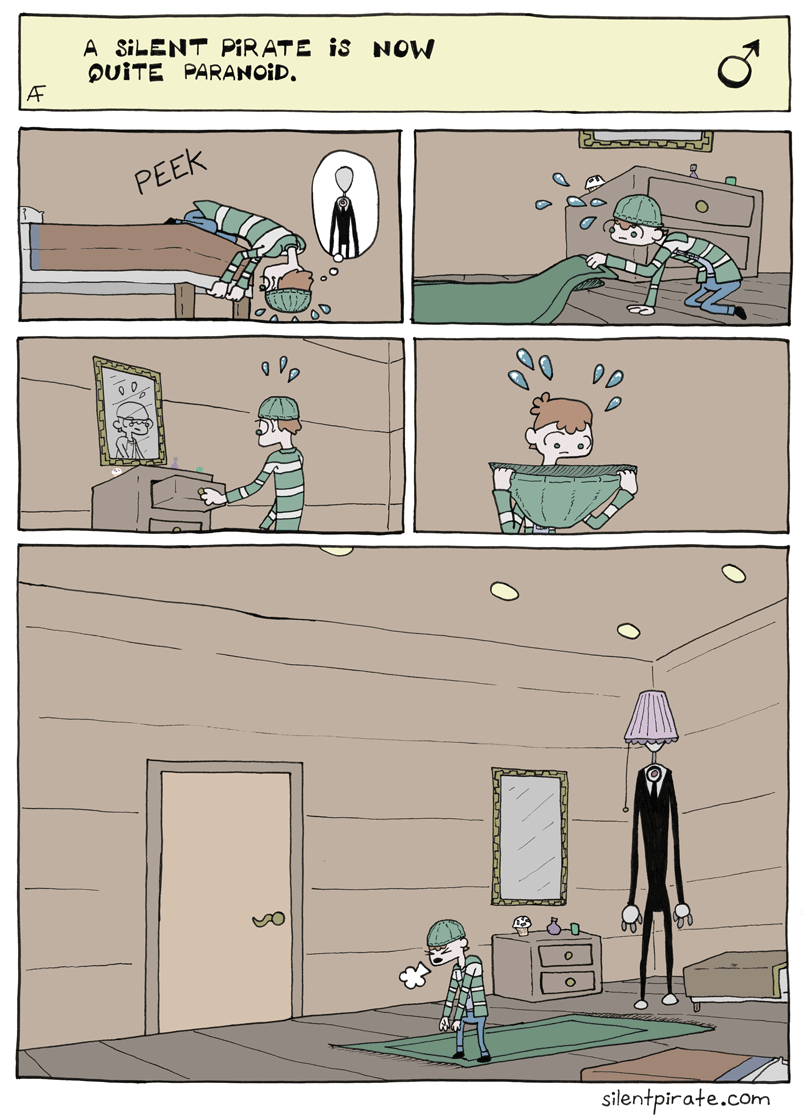Silent Pirate, Chapter 8, Page 5