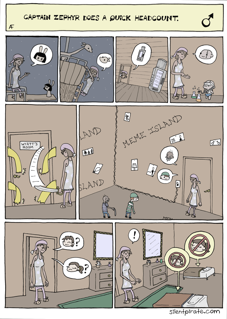 Silent Pirate, Chapter 8, Page 9