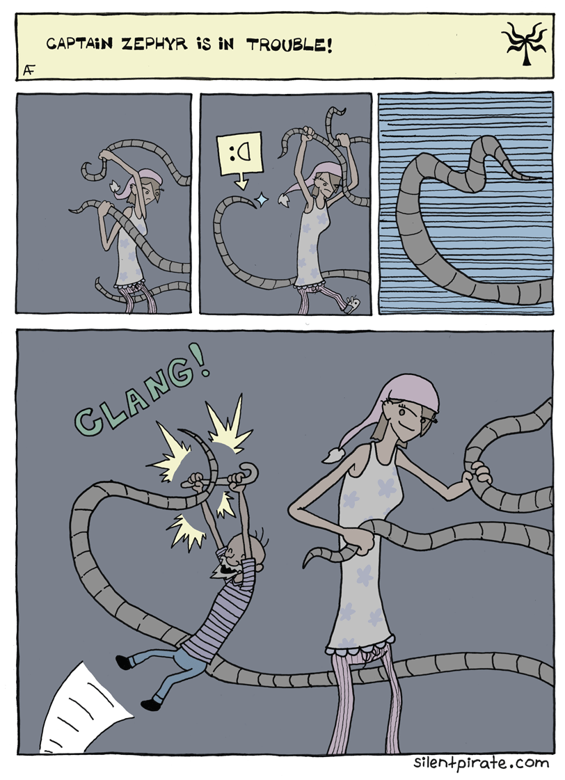 Silent Pirate, Chapter 9, Page 3