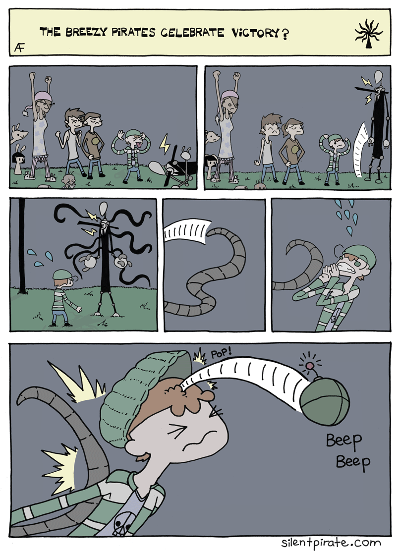 Silent Pirate, Chapter 9, Page 5