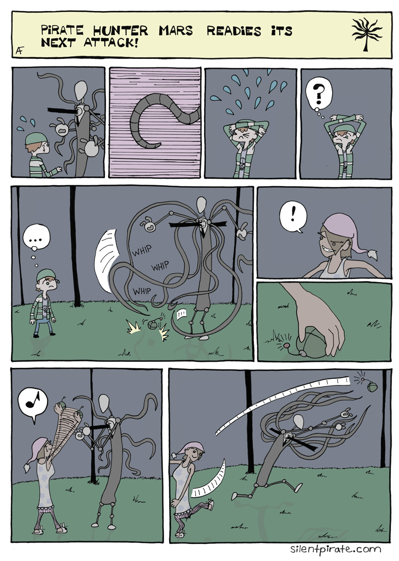 Silent Pirate, Chapter 9, Page 6