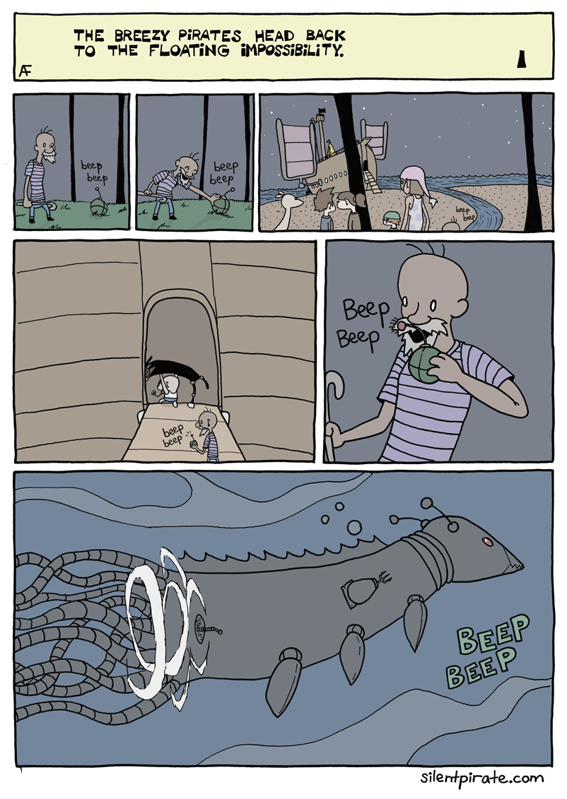 Silent Pirate, Chapter 9, Page 8