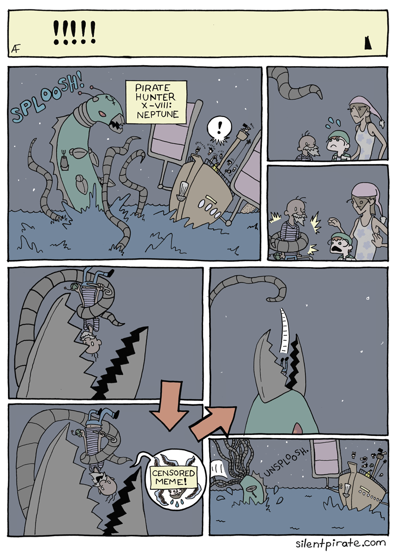 Silent Pirate, Chapter 9, Page 9