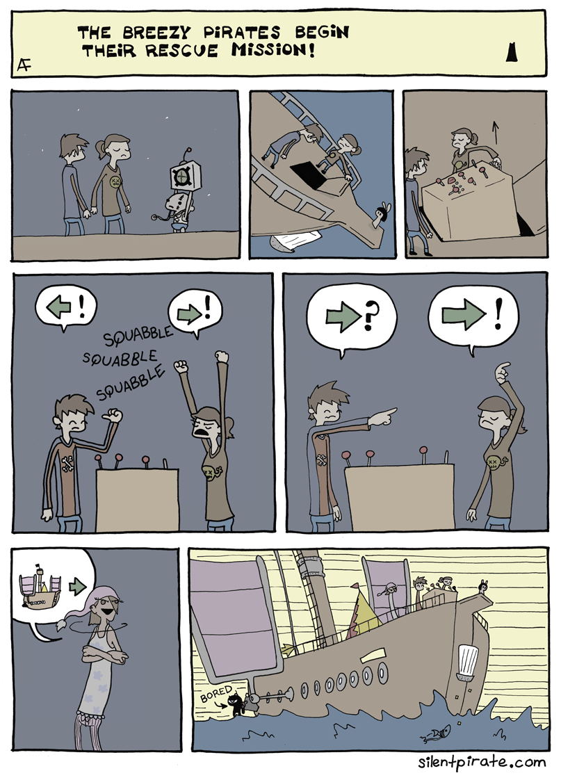 Silent Pirate, Chapter 9, Page 11