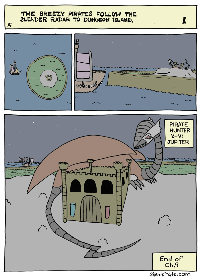 Silent Pirate, Chapter 9, Page 12