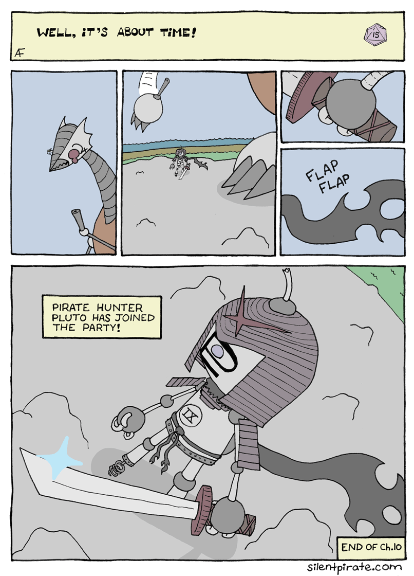 Silent Pirate, Chapter 10, Page 15