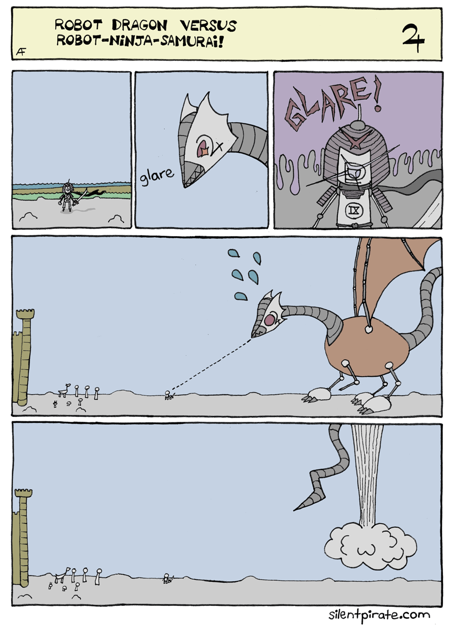 Silent Pirate, Chapter 11, Page 1