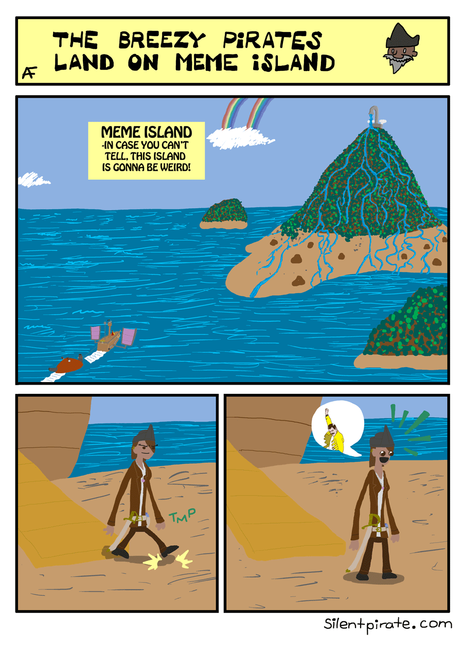 Silent Pirate, Chapter 12, Page 1