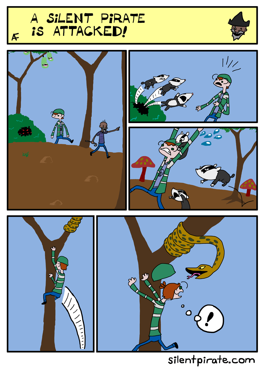 Silent Pirate, Chapter 12, Page 3