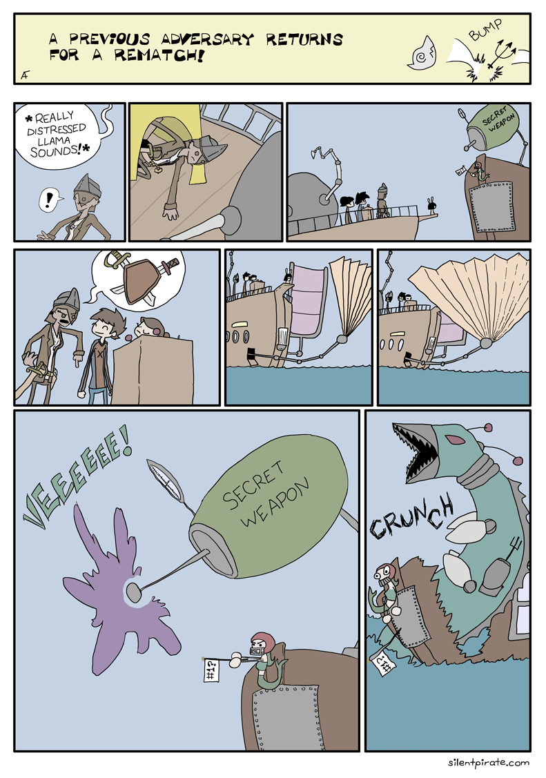 Silent Pirate, Chapter 14, Page 2