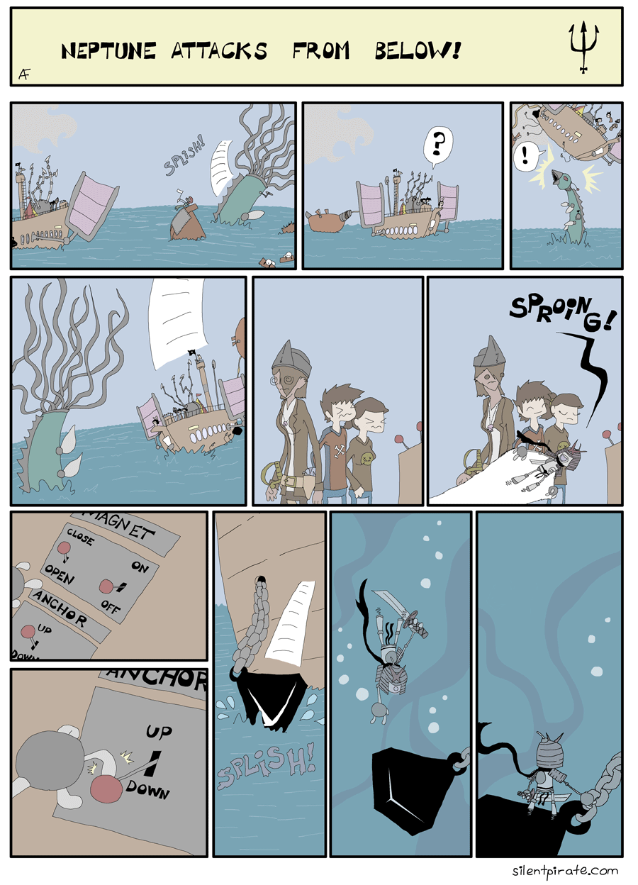Silent Pirate, Chapter 14, Page 4