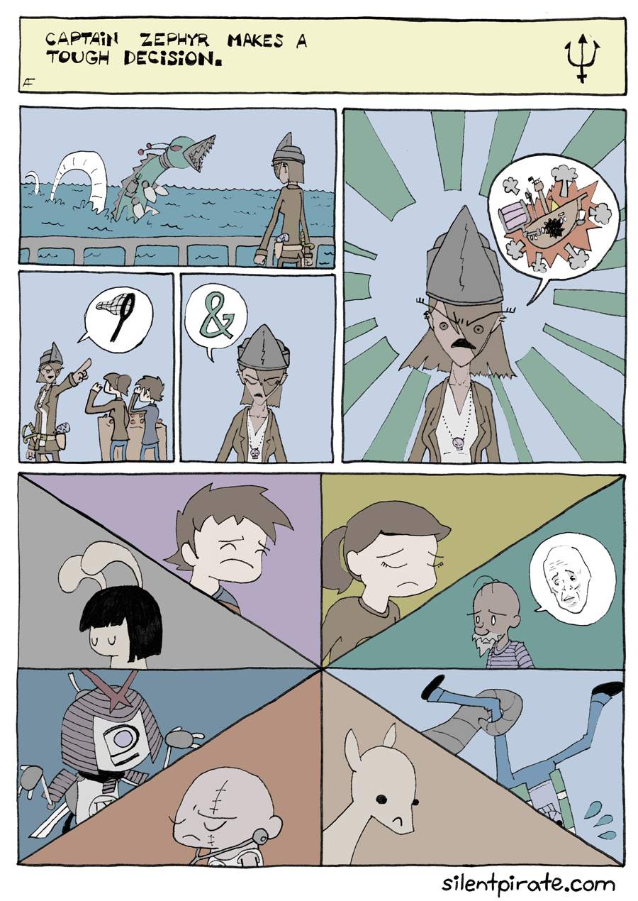 Silent Pirate, Chapter 14, Page 11