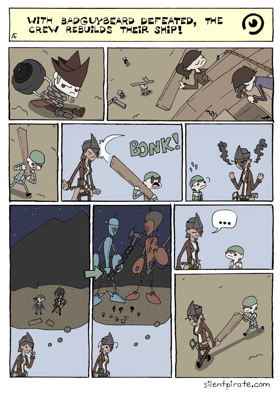 Silent Pirate, Chapter 16, Page 16