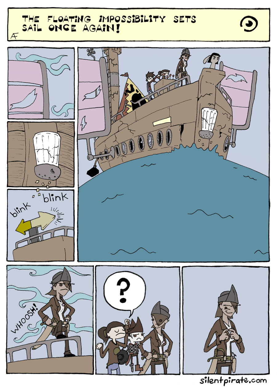 Silent Pirate, Chapter 16, Page 17