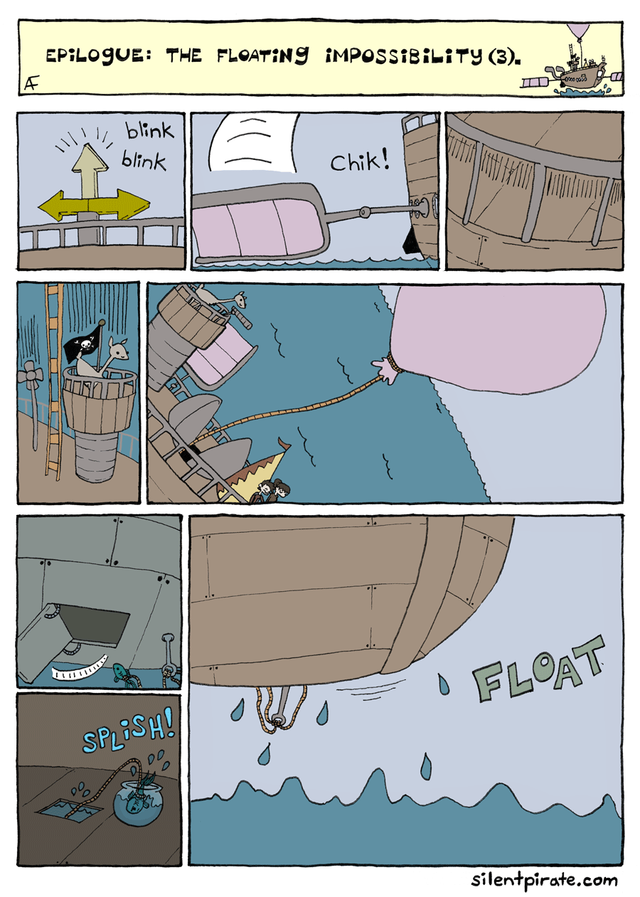 Silent Pirate, Epilogue, Page 3